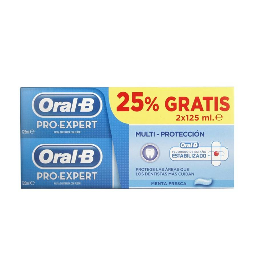 ORAL-B PRO EXPERT MULTI PROTECCION PASTA DENTAL - Farmacom c6150aac22e6