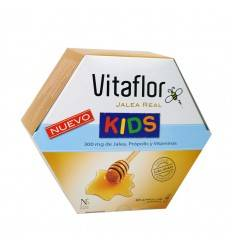 VITAFLOR JALEA REAL KIDS AMPOLLA BEBIBLE 10 ML 2