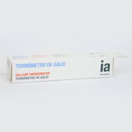 TERMOMETRO CLINICO INTERAPOTHEK DE GALIO