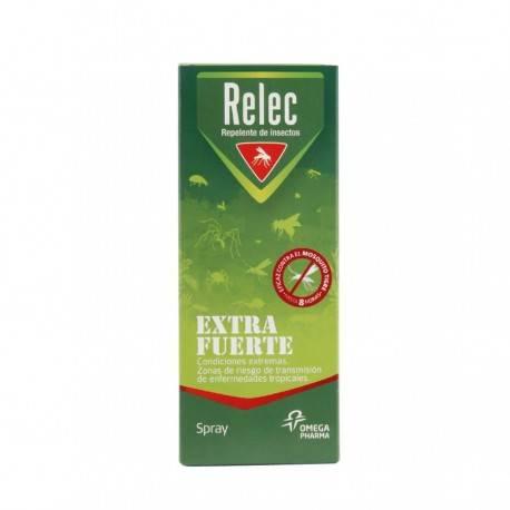 RELEC EXTRA FUERTE 50 SPRAY REPELENTE 75 ML