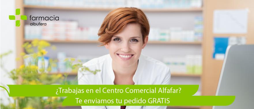 Centro Comercial Alfafar envio gratis